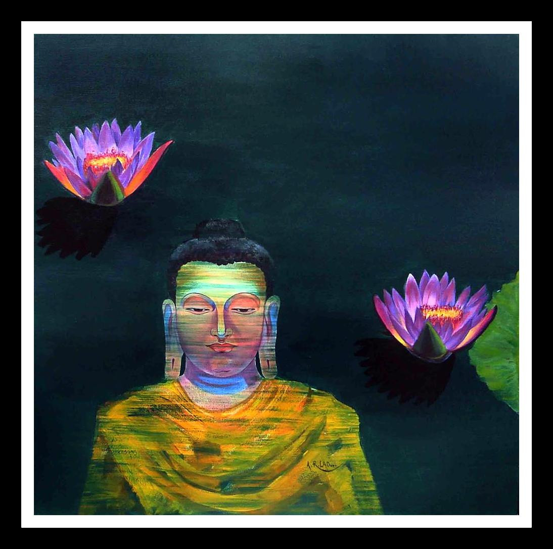 Buy Buddha With Lotus ...