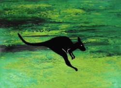 Wild Animal,Australian Animal,Kangaroo,Jumping Buddy