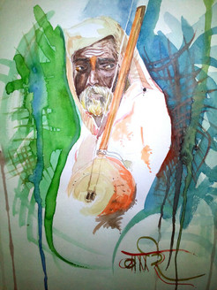 Vrakari ,Sant,Vitthal Vari ,Musical Instrument