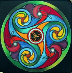 abstract, wheel ,life , asbtract life