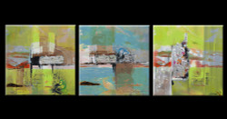 Abstract Dream - Handpainted Art Painting - 60in X 20in
