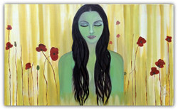 A Tranquil Mind,Women,Female, Peace of mind