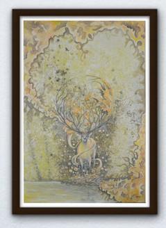 Deer,Wild Animal,Wild Life