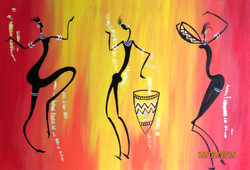 african, tribal, lady, girl , woman, tribal lady