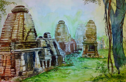 ART_SHLI,Karnataka Sun temple,God Place