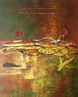 56ABT70 - 24in x 32in,56ABT70_2432,Community Artist Group,Museum Quality,Abstract, - 100% Handpainted