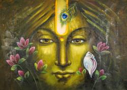 God,religious,Krishna,Gopal,Krishna With Shankh
