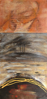 56ABT89 - 16in x 36in,56ABT89_1636,Community Artist Group,Museum Quality,Abstract,- 100% Handpainted