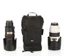 Think Tank Skin 75 Pop Down V2.0 (Black)  Lenses not included