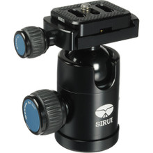Front view of Sirui C-10X Ballhead for Tripods.