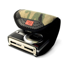 Pedco Wrap-Up Camera Case - Camo