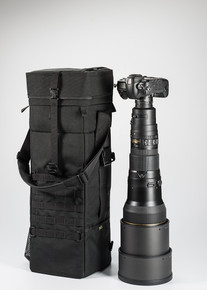 LensCoat 4Xpandable Long Lens Bag (lens not included)