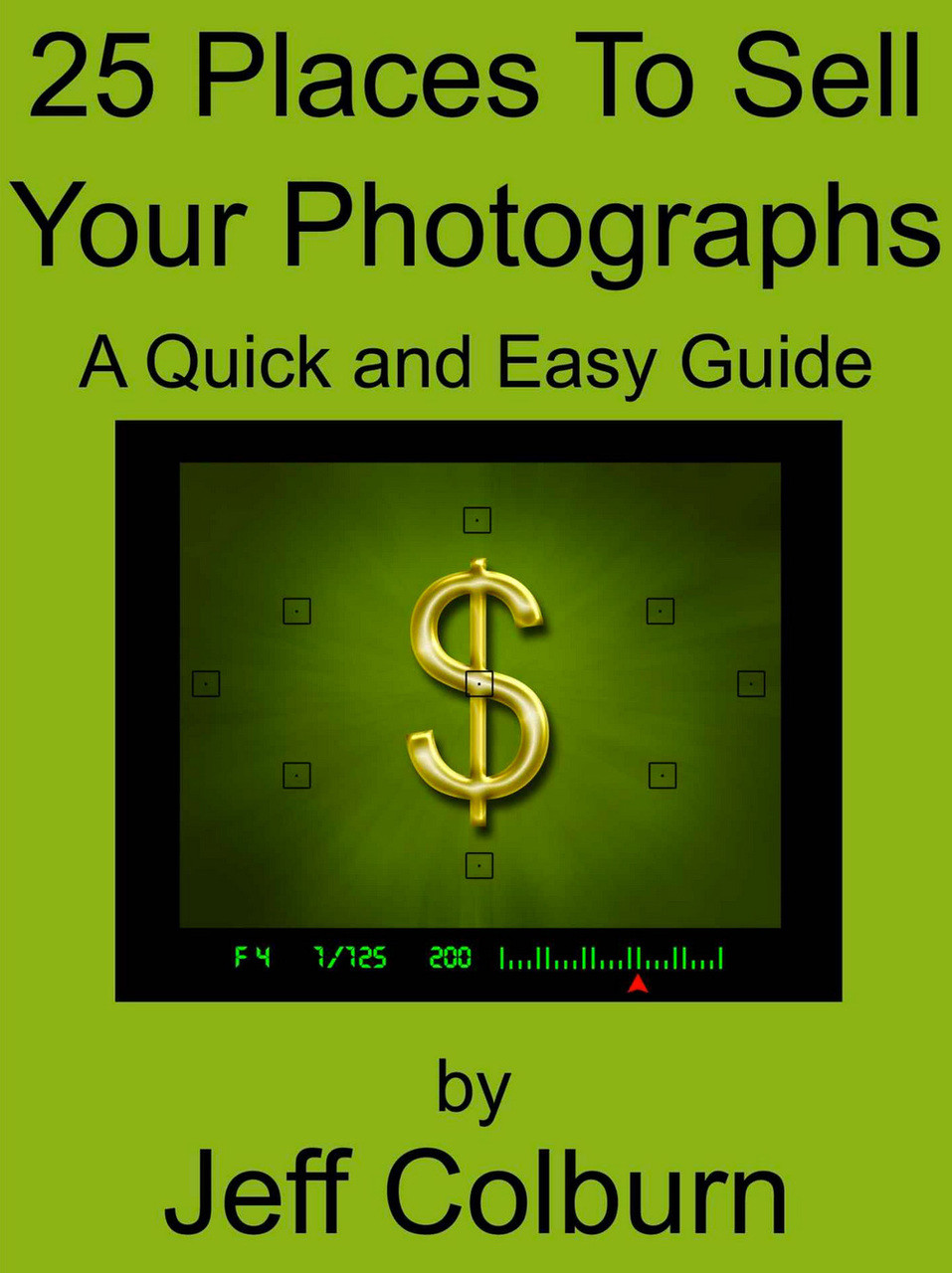 how to sell photography books