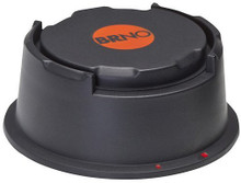 BRNO Dehumidifying Rear Lens Cap for Canon or Nikon
