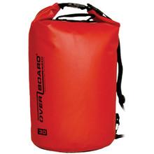 OverBoard 30L Waterproof Dry Tube Bag - Red