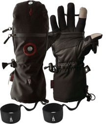 Heat Company Heat 3 Smart Gloves - Black
