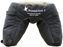 Front view of the SkimmerSack II Camera Beanbag Support