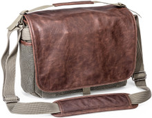 Think Tank Photo Retrospective 7 Leather Shoulder Bag - Pinestone