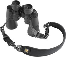 BlackRapid Binocular Strap - Shown with optional accessories (not included)