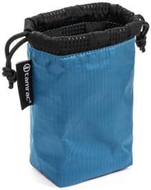 Tamrac Goblin Camera Body Pouch 0.4 - Top angle (Ocean)