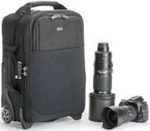 Airport International v3.0 Rolling Camera Bag for 2 DSLRs and Laptop by Think Tank Photo