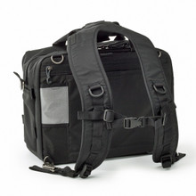 Backpack Conversion Straps shown attached to a compatible Think Tank Photo bag (sold separately)
