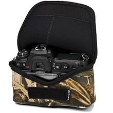 LensCoat BodyBag Camera Cover (Realtree Max4 HD)