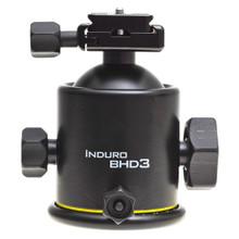 INDURO BHD3 Dual-Action Ballhead