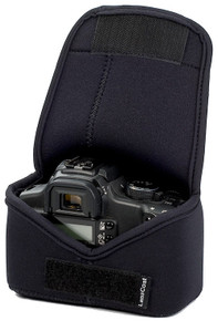 LensCoat BodyBag Compact DSLR Camera Body Cover (Black)