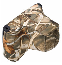LensCoat BodyBag Pro with Lens (Realtree Max4 HD)
