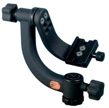 With its lightweight and small profile, the Junior 3 Gimbal Head is perfect for photographers who travel