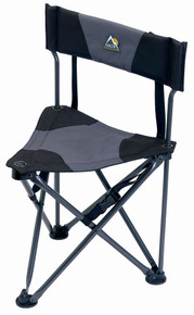 GCI Outdoor Quik-E-Seat Stool - Black