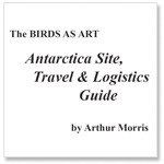 Antarctica Site Guide by Arthur Morris