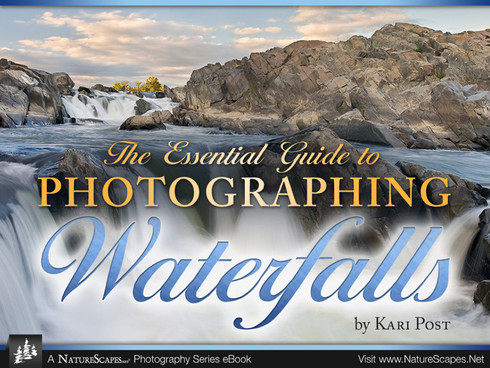 The Essential Guide to Photographing Waterfalls eBook by Kari Post