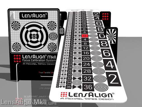LensAlign MkII Focus Calibration System by Michael Tapes Design