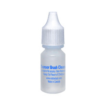 Sensor Brush Cleaning Solution by VisibleDust is a specially formulated liquid for cleansing camera sensors using VisibleDust's SCF brushes.