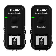 Phottix Strato II Multi 5-in-1 Trigger Set for Canon and Nikon
