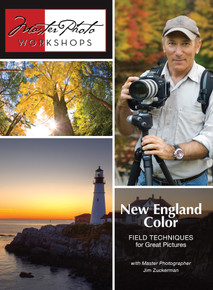 New England Color: Field Techniques for Great Pictures DVD