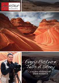 Every Picture Tells a Story: Location Workshop with Steve Kossack DVD