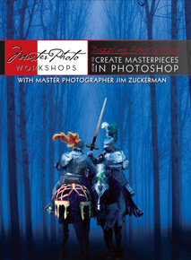 Dazzling Photoshop: How to Create Masterpieces in Photoshop DVD