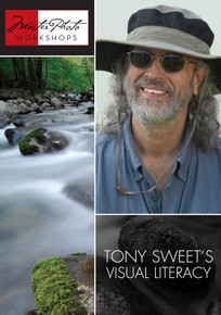 Tony Sweet's Visual Literacy: Photography Workshop DVD