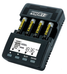 PowerEx Charger-Analzyer US