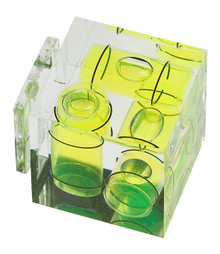 LensCoat 3 Axis Hot Shoe Bubble Level