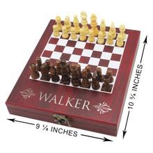 Personalized Chess Set