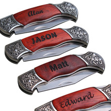 Personalized Pocket Knife