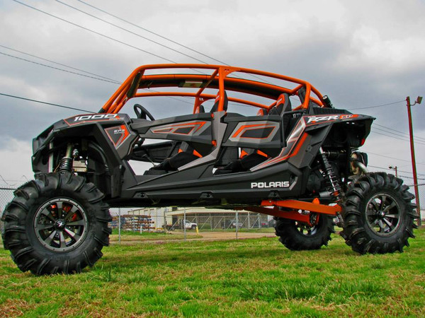 S3 Power Sports Polaris RZR XP 4 1000 Custom ABC Pillar Cage