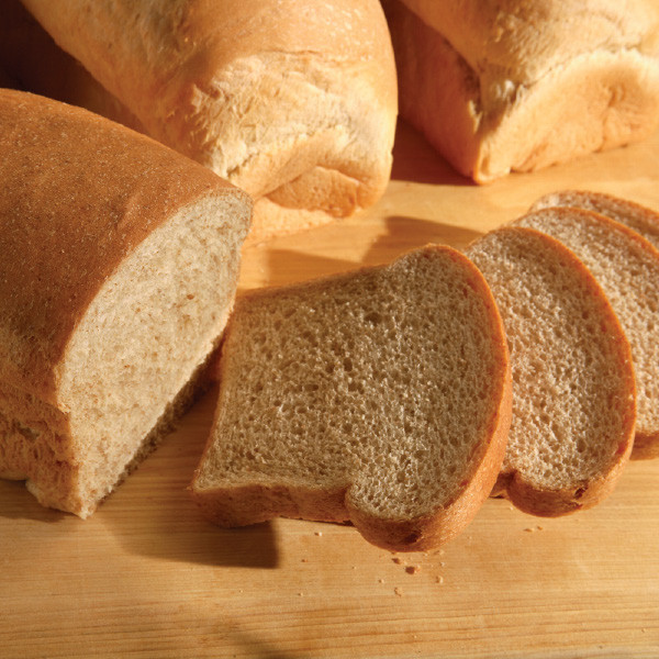 Amish Wheat or White Bread