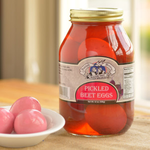 Amish Wedding Pickled Beet Eggs