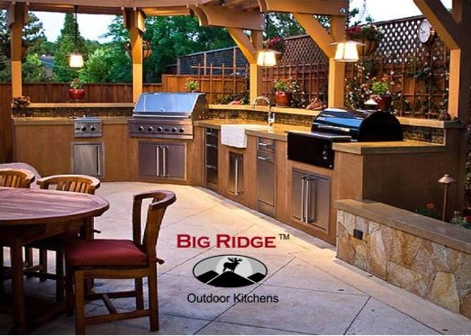 Ordinaire Big Ridge Outdoor Kitchens