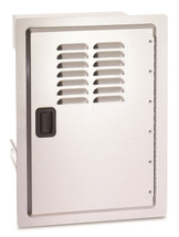 Fire Magic 23920-1T-S Legacy 14 Inch Single Access Door With Tank Tray & Louvers